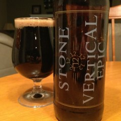 526. Stone Brewing – 12.12.12 Vertical Epic Ale