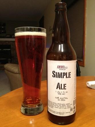 542. Epic Ales - Simple Ale