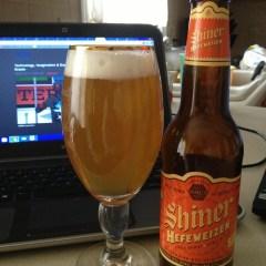 554. Spoetzl Brewery – Shiner Hefeweizen