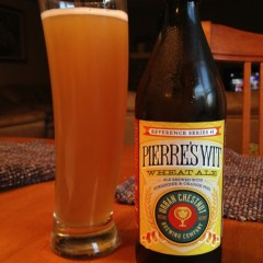 583. Urban Chestnut Brewing Co. – Pierre's Wit Wheat Ale