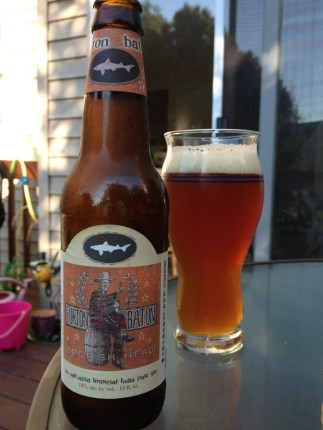 589. Dogfish Head Craft Brewery - Burton Baton