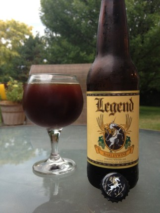 592. Legend Brewing - Barleywine