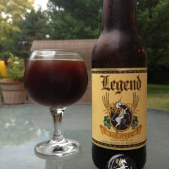 592. Legend Brewing – Barleywine