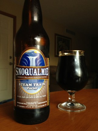598. Snoqualmie Falls Brewing - Steam Train Porter