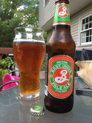 599. Brooklyn Brewery - East India Pale Ale