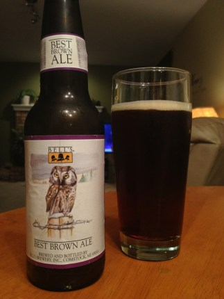 600. Bell's Brewery - Best Brown Ale
