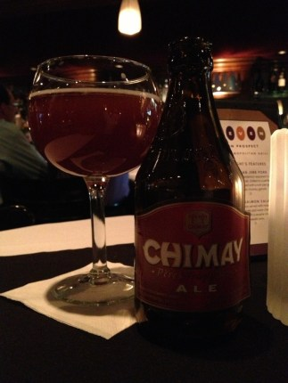 602. Bières de Chimay - Chimay Rouge Première