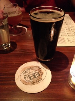 614. Wrecking Bar Brewpub - Jemmy Dean Breakfast Stout