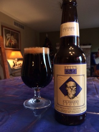 624. Bell's Brewery - Kalamazoo Stout