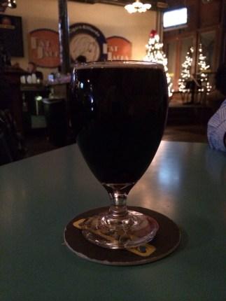 637. Greenbush Brewing - Distorter Porter