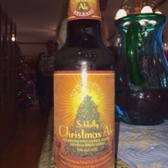 639. St. Louis Brewery / Schlafly – Schlafly Christmas Ale