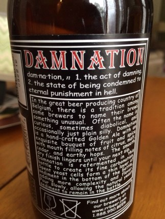 665. Russian River Brewing - Damnation Golden Ale