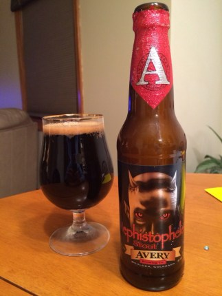 674. Avery Brewing - 2009 Mephistopheles' Stout