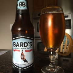 724. Bard's Beer Co. – Bard's Gold Original Sorghum Malt Beer