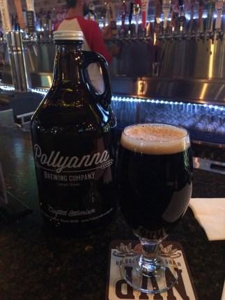 737. Pollyanna Brewing - Dr. Pangloss Cascadian Dark IPA