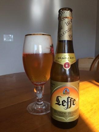769. Abbey of Leffe - Leffe Blonde