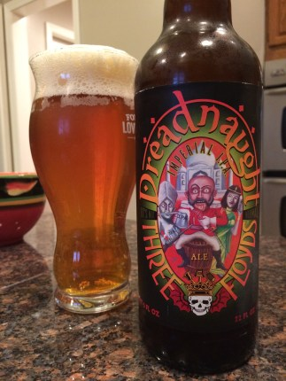 765. Three Floyds Brewing - Dreadnaught Imperial IPA