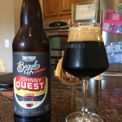 774. Dryhop Brewers & Begyle Brewing – Johnny Quest Thinks We're Sell Outs Black IPA