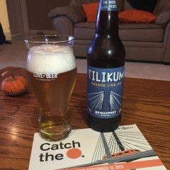 787. Bridgeport Brewing – Tilikum Crossing Orange Line IPA