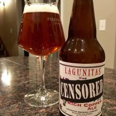 798. Lagunitas Brewing – Censored Rich Copper Ale