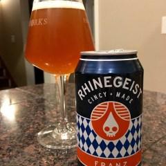 806. Rhinegeist Brewery – Franz Oktoberfest