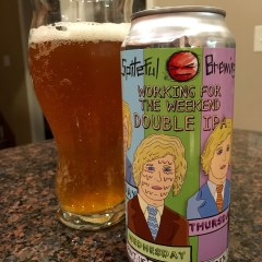 809. Spiteful Brewing – Working for the Weekend Double IPA
