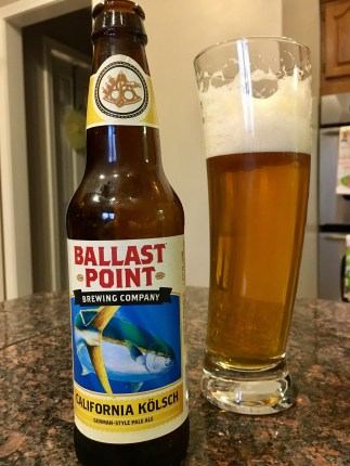 870. Ballast Point - California Kolsch