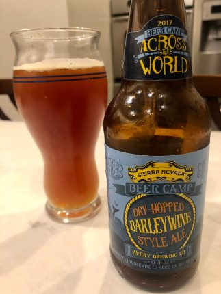946. Sierra Nevada/Avery - Beer Camp Dry Hopped Barleywine Style Ale
