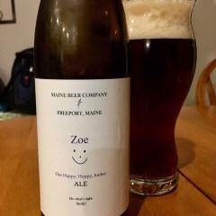 878. Maine Beer Co. – Zoe