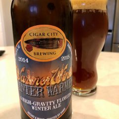 959. Cigar City – 2014 Winter Warmer