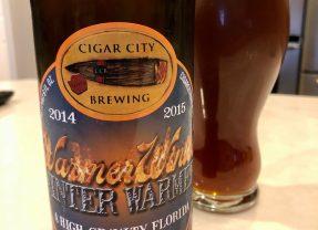959. Cigar City – 2014 Winter Warmer