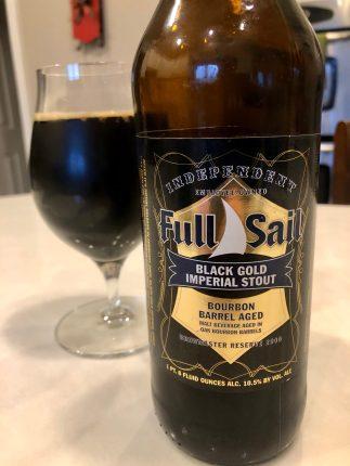 960. Full Sail - 2006 Black Gold Bourbon Barrel Aged Imperial Stout