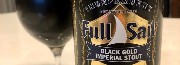 960. Full Sail – Black Gold Bourbon Barrel Aged Imperial Stout 2006, 2009, 2011