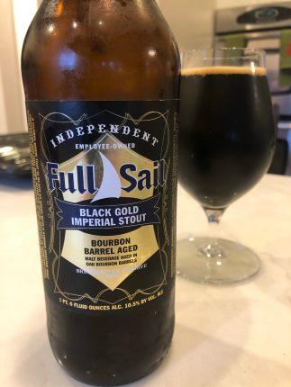 960. Full Sail - 2009 Black Gold Bourbon Barrel Aged Imperial Stout