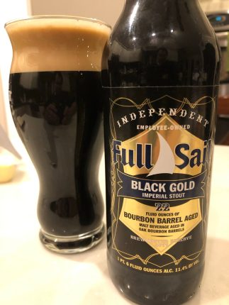 960. Full Sail - 2011 Black Gold Bourbon Barrel Aged Imperial Stout