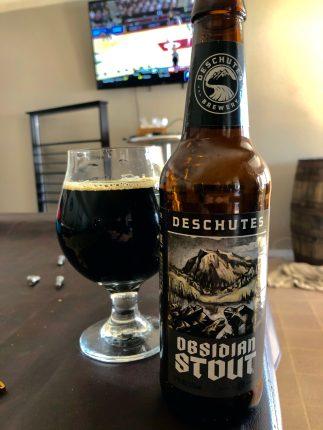 962. Deschutes - Obsidian Stout