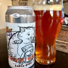 899. 2nd Shift Brewing – El Gato Grande IPA