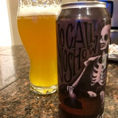 916. Industry Brewing – No Call No Show