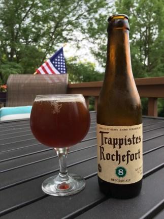 812. Trappistes Rochefort - 8 Belgian Ale
