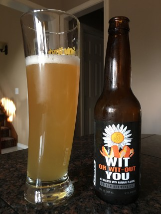 813. Triton Brewing - Wit or Wit-Out You