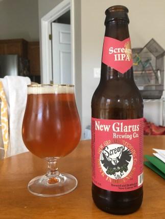 814. New Glarus Brewing - Scream IIPA