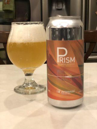 Perennial - Prism Saison with Amarillo & Wakatu