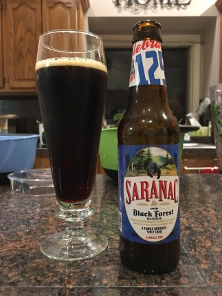815. Matt Brewing - Saranac Black Forest