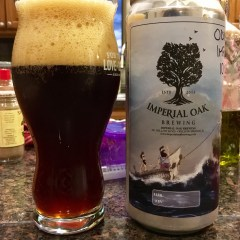 816. Imperial Oak Brewing – Odin's Beard Imperial Red Ale