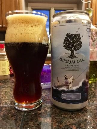 816. Imperial Oak Brewing - Orin's Beard Imperial Red Al
