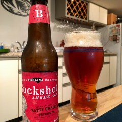 819. Natty Greene's Brewing Co – Buckshot Amber Ale