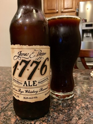 823. Georgetown Trading Co - James E. Pepper 1776 Ale