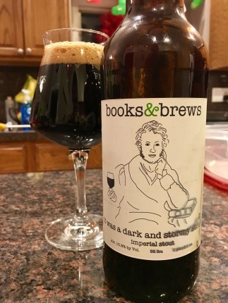 832. Books & Brews - It was a Dark and Stormy Stout