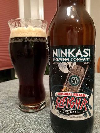840. Ninkasi Brewing - Sleigh'r Winter Ale