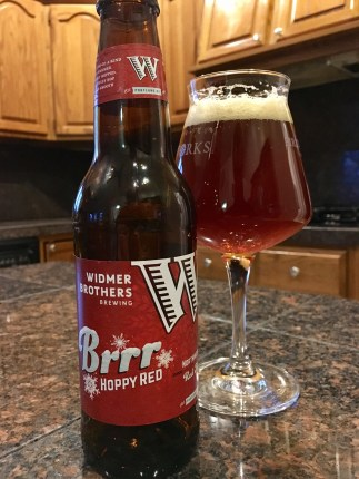 843. Widmer Brothers Brewing - Brrr Hoppy Red